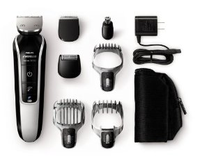Philips QG3364/49 Norelco Multigroom 5100 Grooming Kit (7 Attachments)