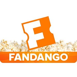 Fandango Gift Cards - E-mail Delivery: Gift Cards