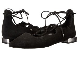 $44.99 Tahari Evie Flat On Sale @ 6PM.com