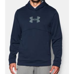 Men's UA Storm Armour® Fleece Logo Hoodie