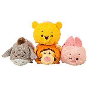 Winnie the Pooh and Friends ''Tsum Tsum'' 维尼熊迷你系列