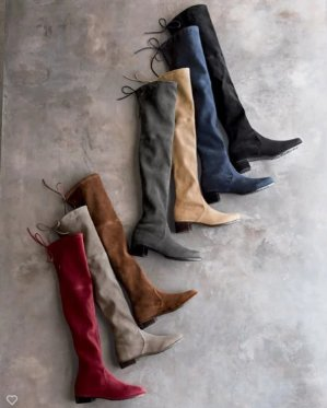 $798 + $100/$200 Gift Card with Stuart Weitzman Midland purchase @ Neiman Marcus