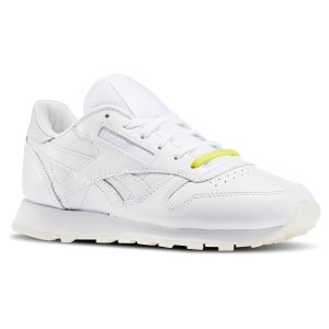 Reebok X FACE Stockholm Classic Leather - White | Reebok US
