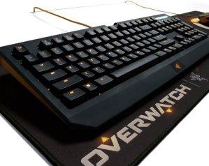 $157.16 Overwatch Razer BlackWidow Chroma Keyboard