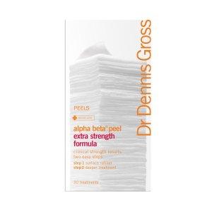 Dr Dennis Gross Alpha Beta Peel Extra Strength Formula (30 Packets) - Skinstore