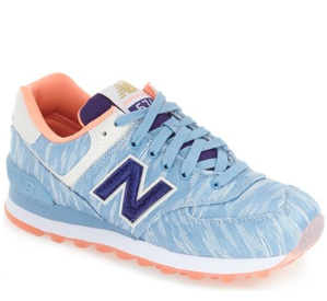 63.99 New Balance 574 Women's Sneaker On Sale @ Nordstrom