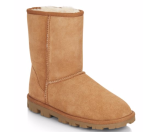UGG Australia - Shearling-Lined Suede Boots - saksoff5th.com