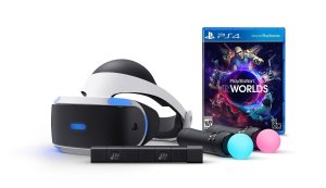 $499.99 Buy Now! PlayStation VR Launch Bundle