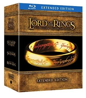 $22.52 The Lord of the Rings: The Motion Picture Trilogy (Extended Edition)