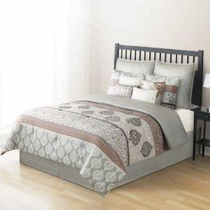 Home Classics® Mira 10-pc. Reversible Comforter Set