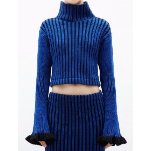 Jamie Wei Huang lily cashmere top
