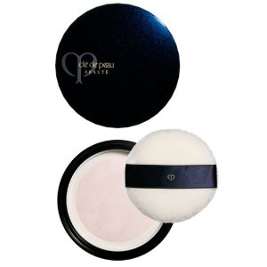 Cle de Peau Beaute Translucent Loose Powder with Case & Puff