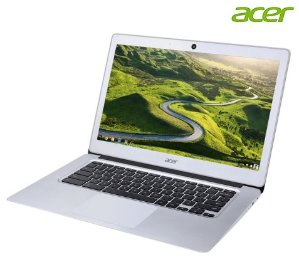 Lowest price! $269.00 Acer Chromebook 14, Aluminum, 14-inch Full HD, Intel Celeron Quad-Core N3160, 4GB LPDDR3, 32GB