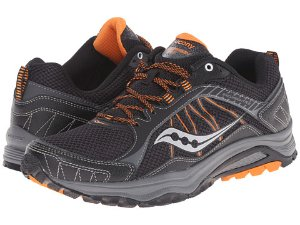 $35.18 Saucony Men's Excursion TR9 Trail Running Shoe