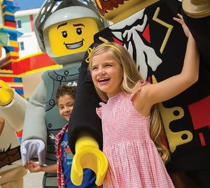 Free Child with Paid Adult at LEGOLAND California Resort. (Up to 49% Off).