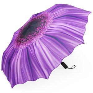 £10.19 PLEMO Automatic Folding Travel Umbrellas