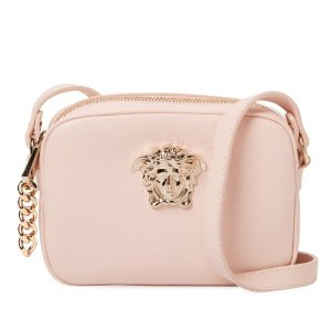 Versace Palazzo Mini Leather Crossbody