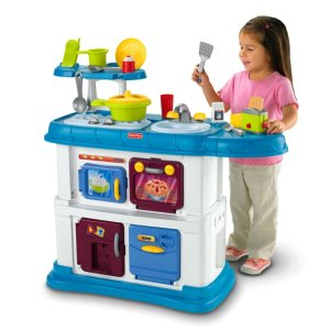 Fisher-Price® Grow-With-Me Kitchen™ | T4030 | Fisher Price