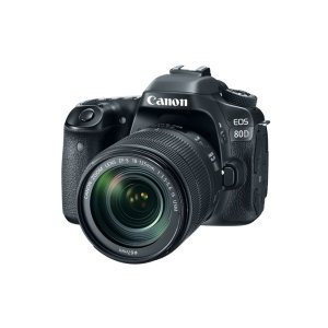 Canon EOS 80D EF-S 18-135mm f/3.5-5.6 IS USM Kit Refurbished | Canon Online Store