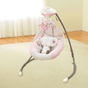 Fisher-Price® My Little Sweetie™ Cradle 'n Swing | W9510 | Fisher Price