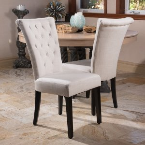 Venetian Dining Chair (Set of 2) by Christopher Knight Home - 15951770 - Overstock.com Shopping - Great Deals on Christopher Knight Home Dining Chairs