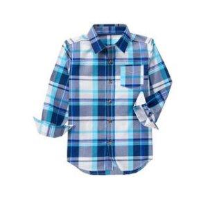 Plaid Shirt at Crazy 8