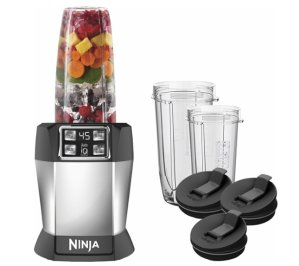 2016 Black Friday! $69.99 Nutri Ninja 32 Oz. Auto-iQ Blender