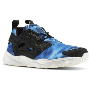 Reebok Furylite Fast Motion Graphic - Blue | Reebok US