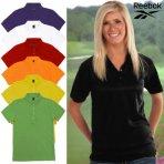 $5.4 Reebok Cotton Polo Shirt