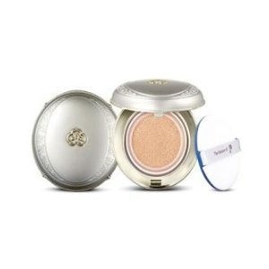 Sasa.com: THE HISTORY OF WHOO, GONGJINHYANG: SEOL The History of Whoo, Gongjinhyang Seol Whitening & Moisture Glow Cushion Foundation SPF50+ / PA+++ (with refill) (15 g)