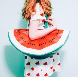 $24(reg. $32) ban.do Watermelon Super Chill Cooler Bag