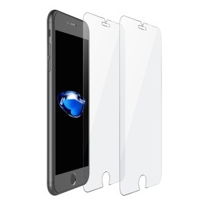 iOrange-E 2 Pack iPhone 7 plus Tempered Glass Screen Protector