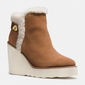 COACH Designer Booties