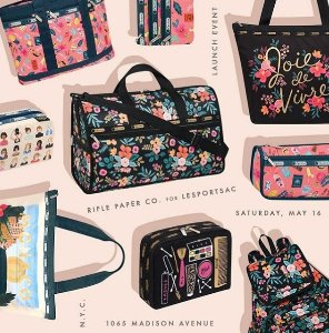 Up to 30% Off LeSportsac Women's Handbags @ Saks Fifth Avenue