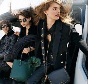 Up To 30% Off MICHAEL Michael Kors Handbags @ Bloomingdales