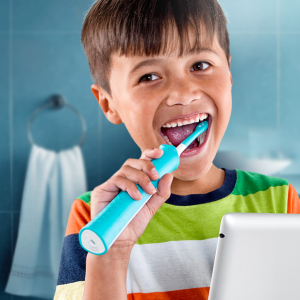 $29.95 Philips Sonicare for Kids Connected Sonic Electric Toothbrush, HX6321/02