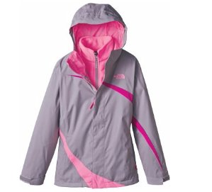 $64.88The North Face Girls' Mountain View Triclimate Jacket