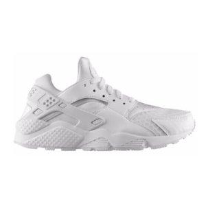Nike Air Huarache - Men's - Running - Shoes - White/Pure Platinum/White