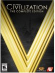 $10 Sid Meier's Civilization V: The Complete Edition