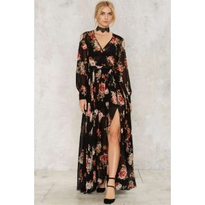 Rose Dover Maxi Dress