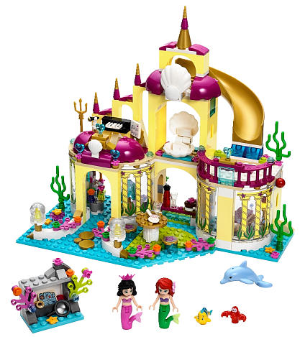 20% Off + $5 Off $30 Select LEGO Sets Sale @ ToysRUs