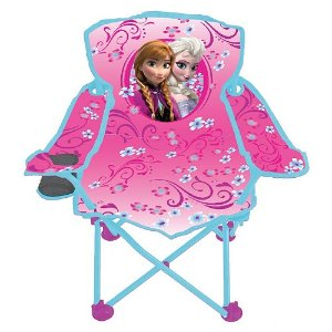As Low As $6.99 Kids' Character Fold N' Go Chair