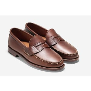 Women's Pinch USA Loafers in Brown | Cole Haan