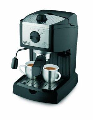 De'Longhi EC155 15-Bar Pump Espresso & Cappuccino Machine