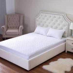 $6.49起超实用!Bedsure 防水防过敏床套 2种尺寸可选