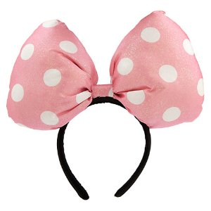 Minnie Mouse Super Bow Headband | Disney Store