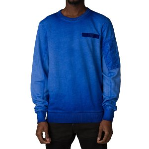 G-STAR BATT R SW SWEATSHIRT - Blue | Jimmy Jazz - D0310083376