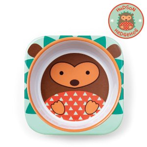 Skip Hop Zoo Bowl - Hudson Hedgehog - Skip Hop - Babies