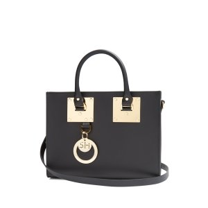 Sophie Hulme Medium Albion leather box bag