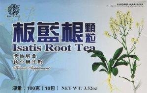 Isatis Root Ban Lan Gen Congji - 3.52 Oz (10 Teabags/box)